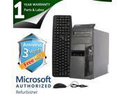 Lenovo Desktop Computer M90P Intel Core i5 1st Gen 650 (3.20 GHz) 8 GB DDR3 1 TB HDD Windows 7 Professional 64-Bit