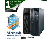 Lenovo Desktop Computer M90P Intel Core i5 660 (3.33 GHz) 4 GB DDR3 1 TB HDD Windows 7 Professional 64-Bit