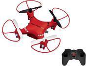 Swift Stream 3 inch Remote Control Mini Drone Red