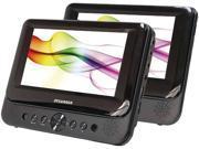 """Sylvania SDVD8739 7"""" Portable DVD Player"""