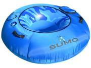Solstice 16154 Sumo 54 in. Fabric Covered Sport Tube, Blue