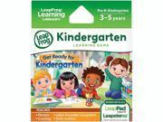LeapFrog 39138 Get Ready Kindergarten Game Pk