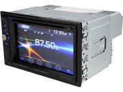 "Power Acoustik PD-624HB 6.2"" LCD Touchscreen w/ Bluetooth"