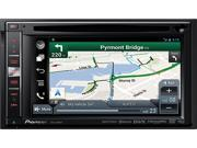 "Pioneer In-Dash Navigation AV Receiver with 6.1"" WVGA Touchscreen Display"