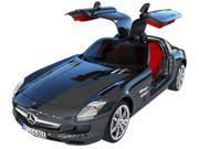 Silverlit 86074 Black Interactive Bluetooth R/C Mercedes-Benz SLS AMG