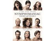 Nymphomaniac: Volume I and Volume II (Double Feature DVD) 9SIA17P42B3655