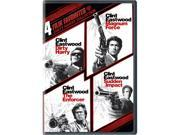 4 Film Favorites: Dirty Harry Collection (DVD / NTSC) 9SIA12Z4K71030
