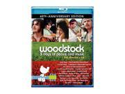 Woodstock: 3 Days of Peace and Music (40th Anniversary Edition) (Blu-ray / 1970) 9SIADE45TU6568