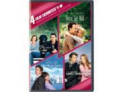 4 Film Favorites: Romantic Comedy Collection 9SIA17P3ES6001