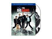 The Big Bang Theory: The Complete Fourth Season (DVD/WS/NTSC) 9SIA12Z4KA4832