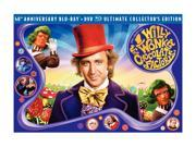 Willy Wonka And The Chocolate Factory (DVD + Blu-ray) 9SIADE46A29540