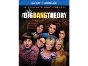 Big Bang Theory: Season 8 Blu-ray Kaley Cuoco, Simon Helberg, Kunal Nayyar