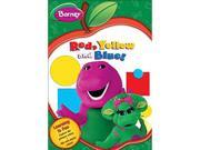 Barney: Red, Yellow and Blue!