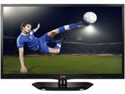 "LG 24"" Class (23.6"" diagonal) 24"" 720p Motion Clarity Index 120 LED TV 24LB451B"