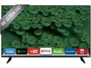 VIZIO D40U-D1 40-Inch 2160p 4K Ultra HD Smart LED TV - Black