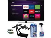 "Proscan 40"" 1080p 60Hz Smart Tv With, Naxa Naa-309, Axis 41202, Endust Cleaners PLDED4030A-E-RK-KIT"