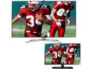 "Samsung 46"" Class LED TV with 29"" LED TV- UN46F7500/UN29F4000L"
