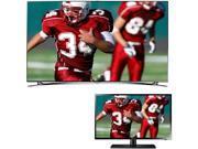 "Samsung 55"" Class  LED TV with 29"" LED TV- UN55F8000/UN29F4000"