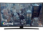 "Samsung UN40JU6700 40"" Class Curved 4K Ultra HD Smart LED TV"