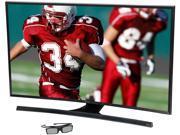 "Samsung UN40JU7500 40"" Class Curved 4K Ultra HD 3D Smart LED TV"