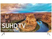 Samsung UN55KS8000FXZA 55-Inch 2160p 4K SUHD Smart LED TV - Silver (2016)
