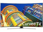 Samsung UN55KU6500FXZA 55-Inch 2160p 4K UHD Smart LED TV - Black (2016)