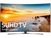 Samsung UN65KS9800FXZA 65-Inch 2160p 4K SUHD Smart Curved LED TV - Black (2016)