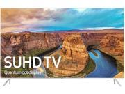 Samsung UN60KS8000FXZA 60 Inch 2160p 4K SUHD Smart LED TV Silver 2016