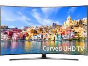 Samsung UN65KU7500FXZA 65-Inch 2160p 4K UHD Smart Curved LED TV - Black (2016)