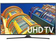 Samsung UN43KU6300FXZA 43-Inch 2160p 4K UHD Smart LED TV - Black (2016)
