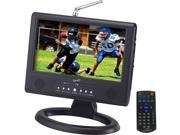 Supersonic 9 Portable Digital TV with ATSC Tuner SC 499