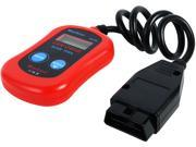 Autel MS300 OBD ll Code Reader Features: Retrieve generic and manufacturer specific Diagnostic Trouble Codes (DTC), includes definitions lookup software on CD and displays DTC definitions on screen    Easy 2 Button Design to read and clear codes    CD catalog of 7000 Trouble codes and descriptions    Retrieves generic and manufacturer specific Diagnostic Trouble Codes (DTC), includes definitions lookup software on CD and displays DTC definitions on screen    Features an easy-to-read backlit LCD screen, multilingual menu and DTC definitions and standard 16-pin OBD-II connector--no additional cables are needed    Retrieves VIN (Vehicle Identification No) on 2002 and newer vehicles that support Mode 9    Supports the CAN (Controller Area Network) protols and all other current OBD-II protocols    Works with most OBD-II compliant U.S., European and Asian vehicles (OBD-II is standard on all cars sold in U.S