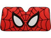 Plasticolor Marvel Spider-Man Accordion Sunshade
