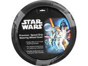 Plasticolor Star Wars Darth Vader Speed Grip Steering Wheel Cover