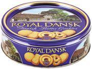Royal Dansk 53005 Cookies, Danish Butter, 12oz Tin