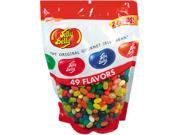 Jelly Belly 98475 Candy, 49 Assorted Flavors, 2lb Bag