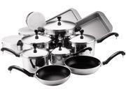 Farberware Classic 17-Piece Cookware Set