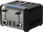 Cuisinart CPT 340 4 Slice Compact Stainless Toaster