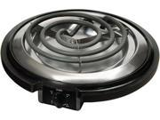 Elite Cuisine Electric Single Burner ESB 300X