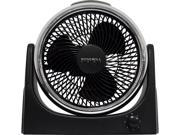 Rosewill RHFC-16001 10-Inch Breeze High Velocity Floor, Desk and Table Fan, Black
