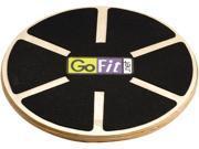 GoFit GF-RWBBA Ultimate Core Wobble Board with Adjustable Base