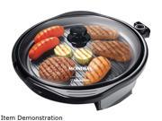 Mondial G-13 13 Electric Skillet with Glass Lid