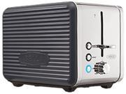Image of Bella Linea Collection 14177 2-Slice Toaster,Grey