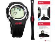 GNC GF 4307 Heart Rate Monitor and Watch Receiver Black