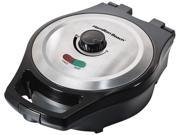 Hamilton Beach  26041  Black  No Mess Waffle Maker