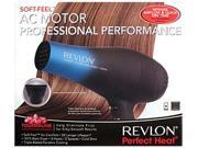 REVLON RVDR5131 Shine Booster 1875W Hair Dryer Type: Professional Features: Triple baked ceramic coating provides even heat distribution, which penetrate hair quickly and evenly from the inside out, drying hair in a fraction of time with superior results