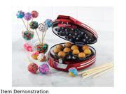 Nostalgia Electrics RCPM900 Retro Series 50s Style Cake Pop Donut Hole Maker