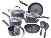 T-fal Ultimate Hard Anodized Nonstick 12-Piece Set
