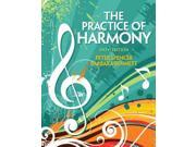 Practice of Harmony 6 Spencer, Peter