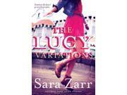 The Lucy Variations Reprint Zarr, Sara